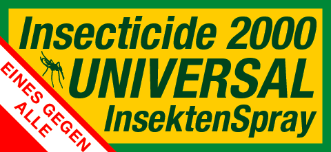 Insecticide 2000 - UNIVERSAL-InsektenSpray